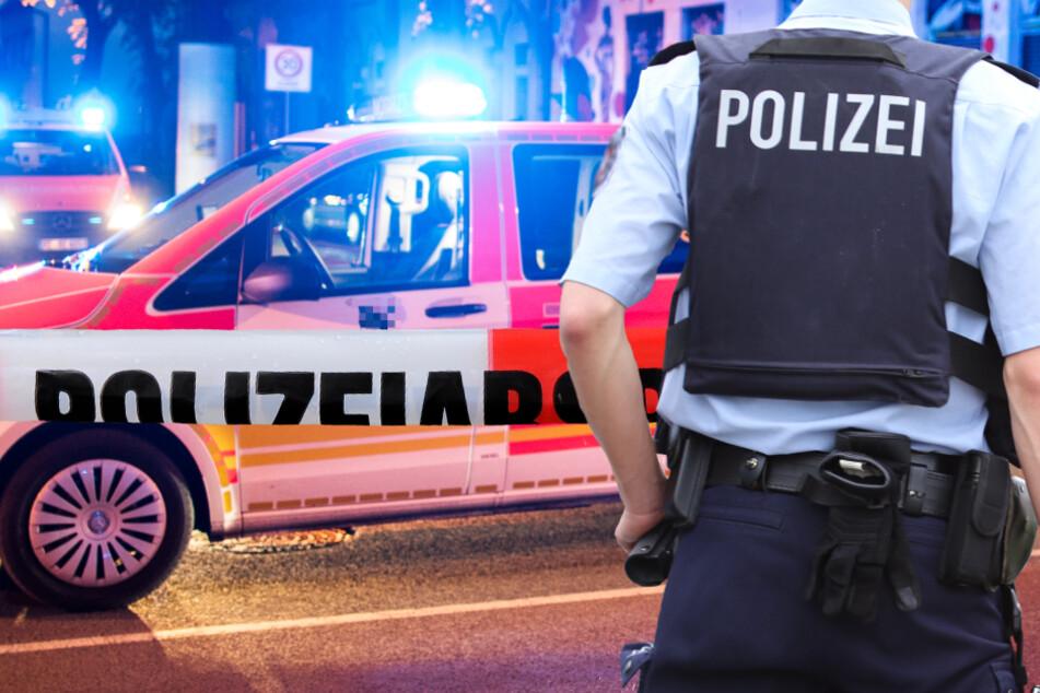 Streit in Darmstadt endet blutig: Mann (49) niedergestochen