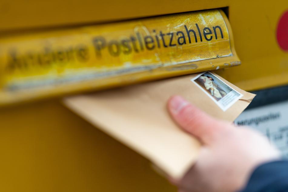 In einem Magdeburger Hotel kam am Mittwoch ein verdächtiger Brief an. (Symbolbild)