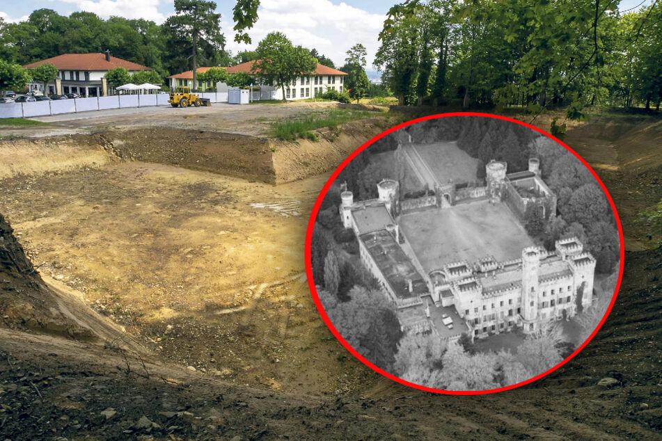 Hier entsteht Dresdens neues Schloss nach historischem Vorbild
