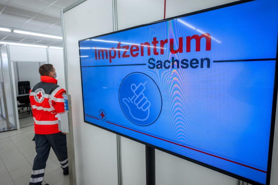 Bis Mitte Januar keine Anmeldung möglich: Sachsen ist Schlusslicht beim Impfen