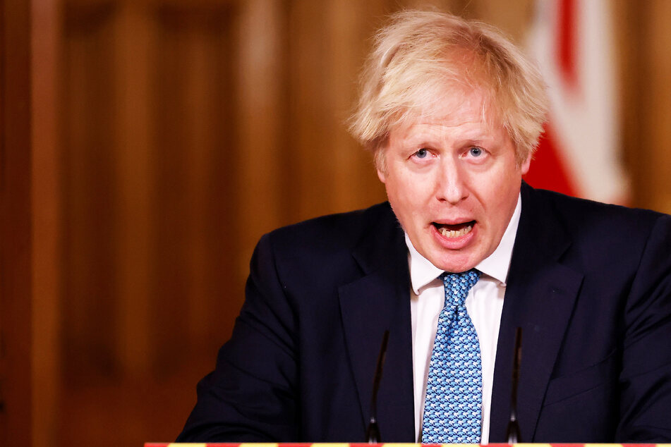 Corona-Regeln gebrochen? Britischer Premier Boris Johnson unter Druck geraten