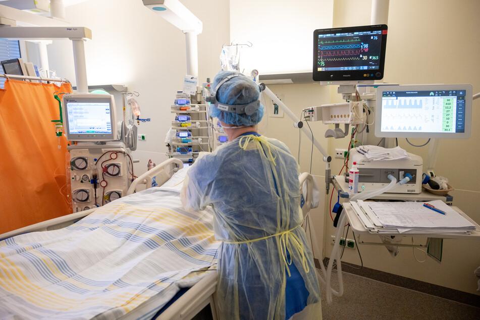 Laut Gesundheits-Ministerium: Ausreichend Intensivbetten mit Beatmung in NRW frei