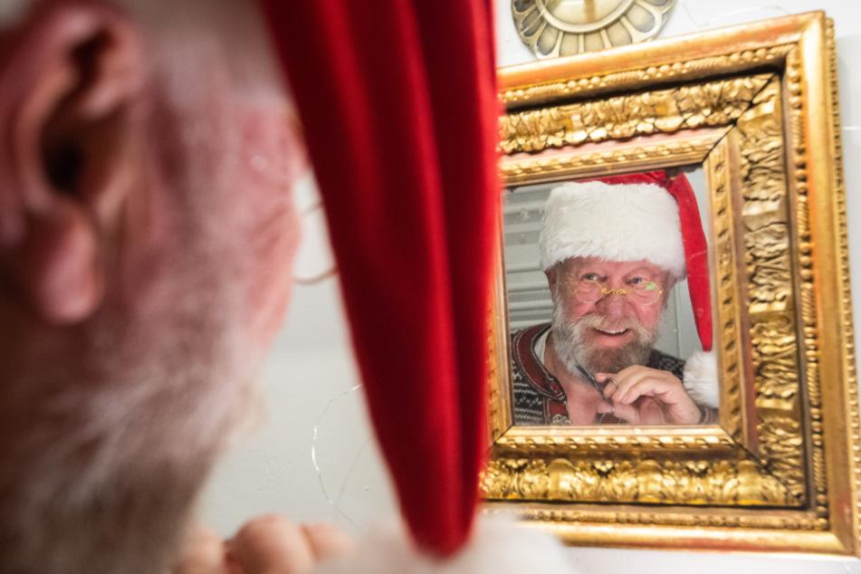 """""""Mir blutet das Herz"""": Corona macht den Weihnachtsmann arbeitslos"""