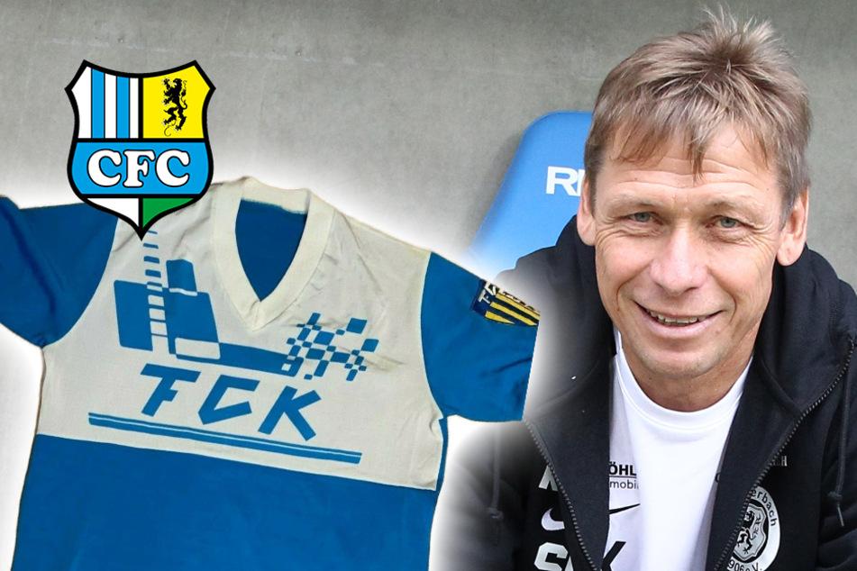 CFC: Köhlers UEFA-Cup-Trikot wird versteigert