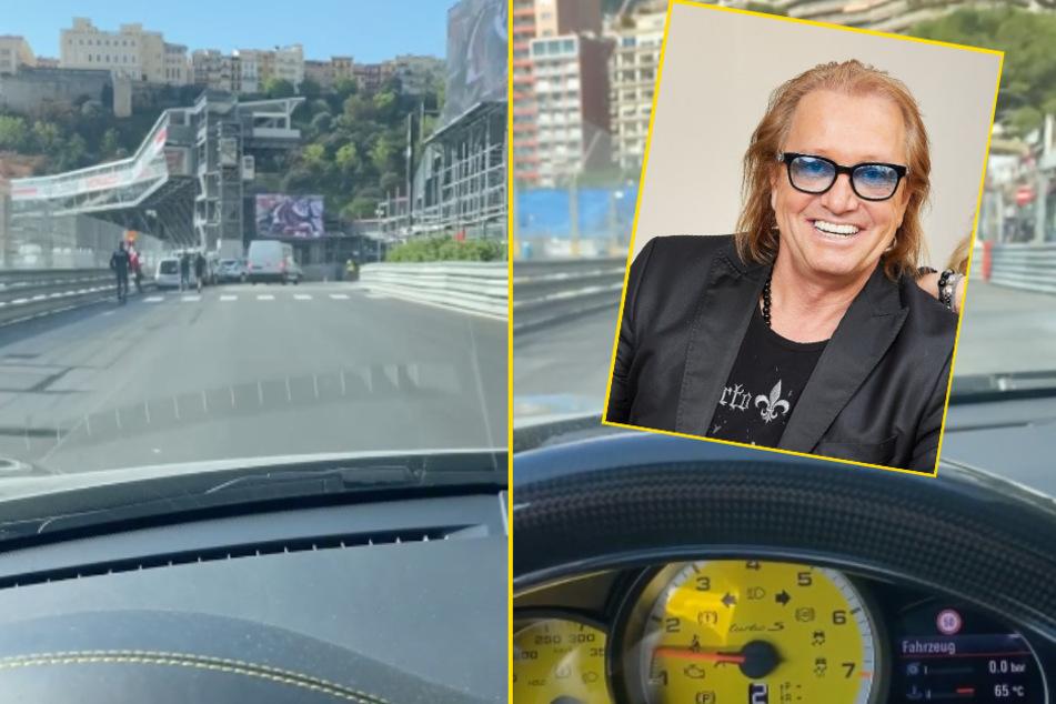 In seinem neusten Video auf Instagram präsentiert Robert Geiss (57) exklusive Einblicke in die Aufbauarbeiten rund um den Großen Preis von Monte Carlo.