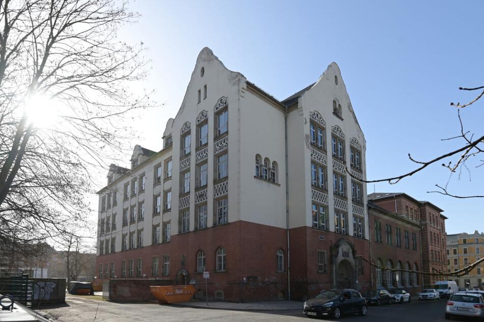 Bis 2025 werden die Schüler in der Philippstraße 20 unterrichtet.