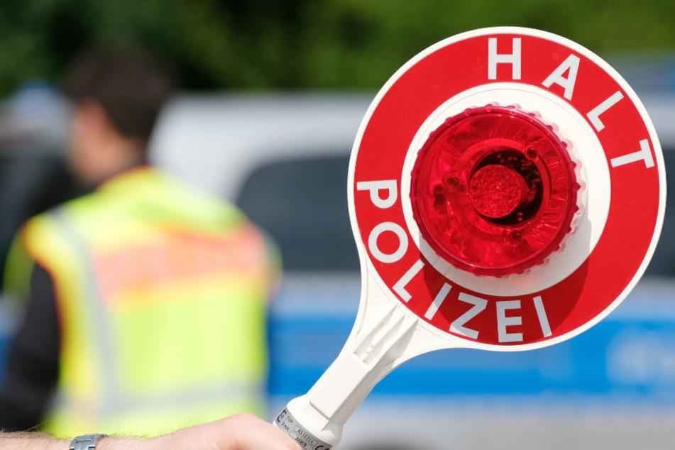 Drei an einem Tag! Polizei Sachsen stoppt Schleusungen auf A17