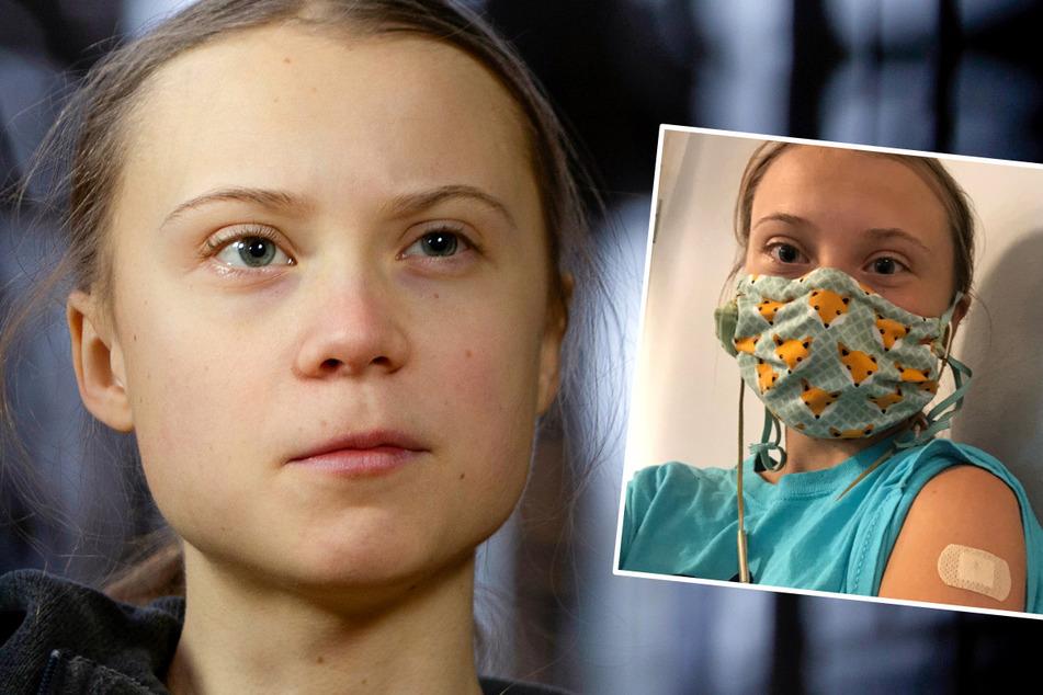 Greta Thunberg: Piks für Greta Thunberg! Klimaaktivistin erhält erste Corona-Impfung