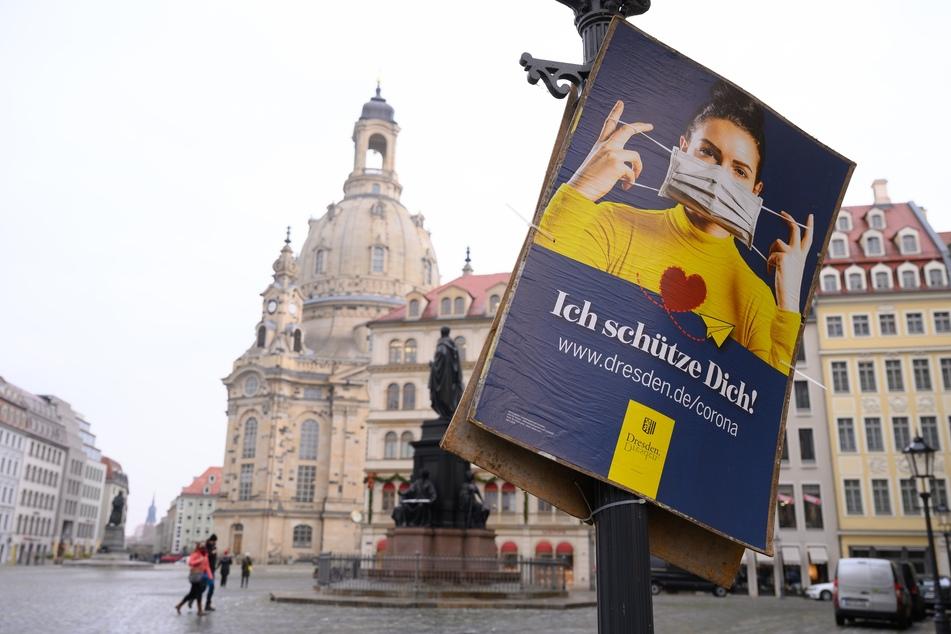 In Dresden sind die Inzidenz-Zahlen wieder über 200 gestiegen.