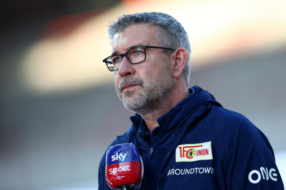 Union-Coach Urs Fischer (54) geht davon aus, dass sein ehemaliger Stürmer Sebastian Andersson am Sonntag auflaufen wird.