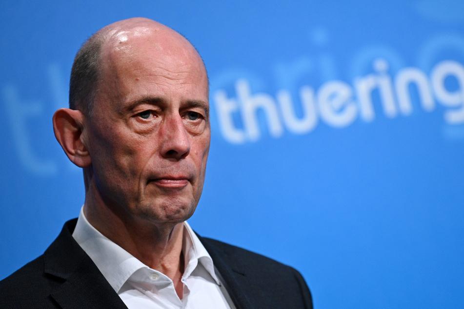 Wolfgang Tiefensee (SPD), Wirtschaftsminister von Thüringen.