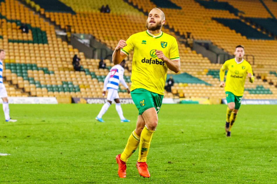Teemu Pukki (30) ist im Sturm auch weiterhin die Lebensversicherung von Norwich City. Der finnische Nationalspieler erzielte in bislang 106 Partien 52 Treffer für den NCFC und gab 14 direkte Vorlagen.