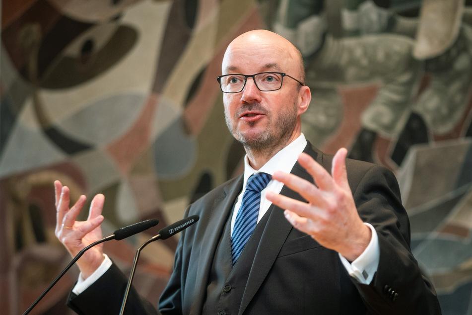 Tobias Bilz (57) aus Dresden ist Landesbischof der evangelischen Landeskirche in Sachsen.