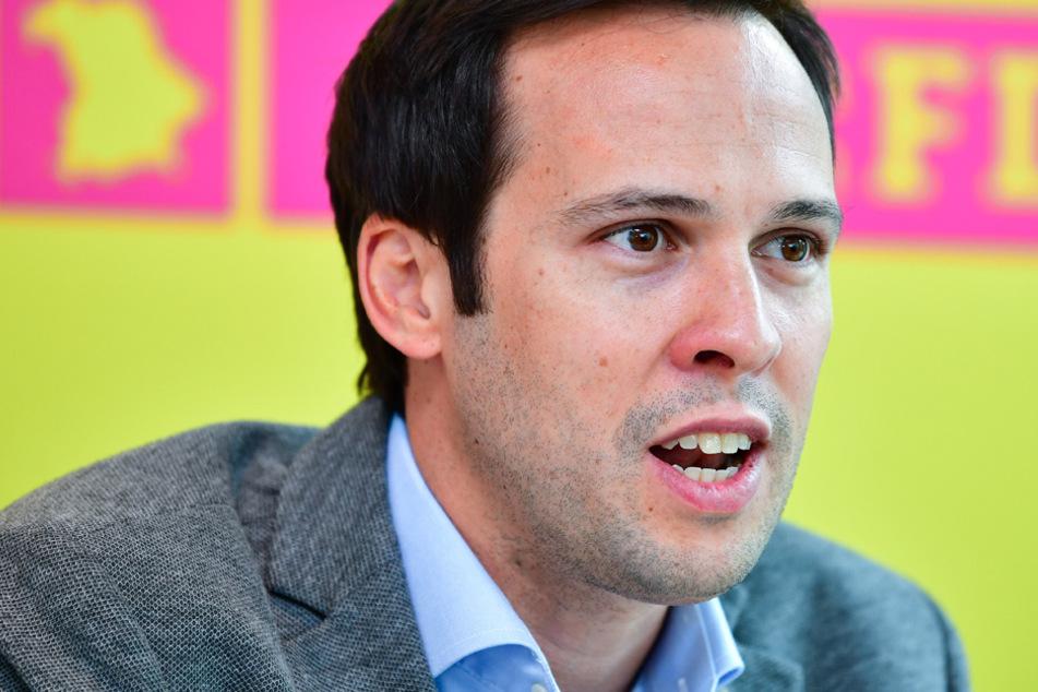 Wieder Krebs! FDP-Fraktionschef Martin Hagen zeigt sich kämpferisch