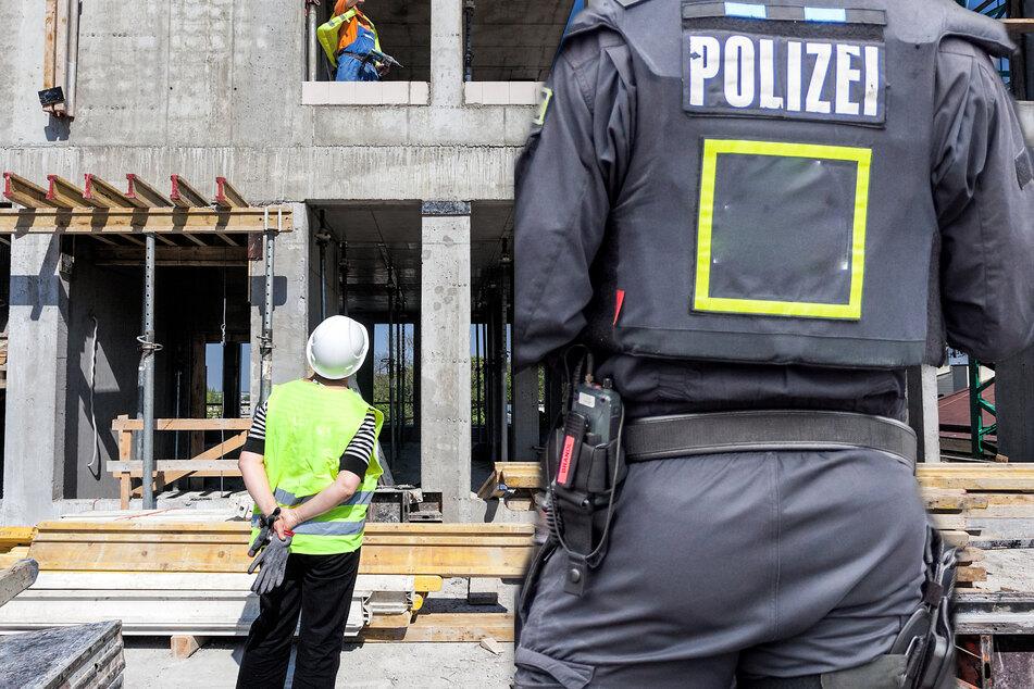 Bauarbeiter machen schrecklichen Fund: Arbeitskollege liegt tot auf Dach