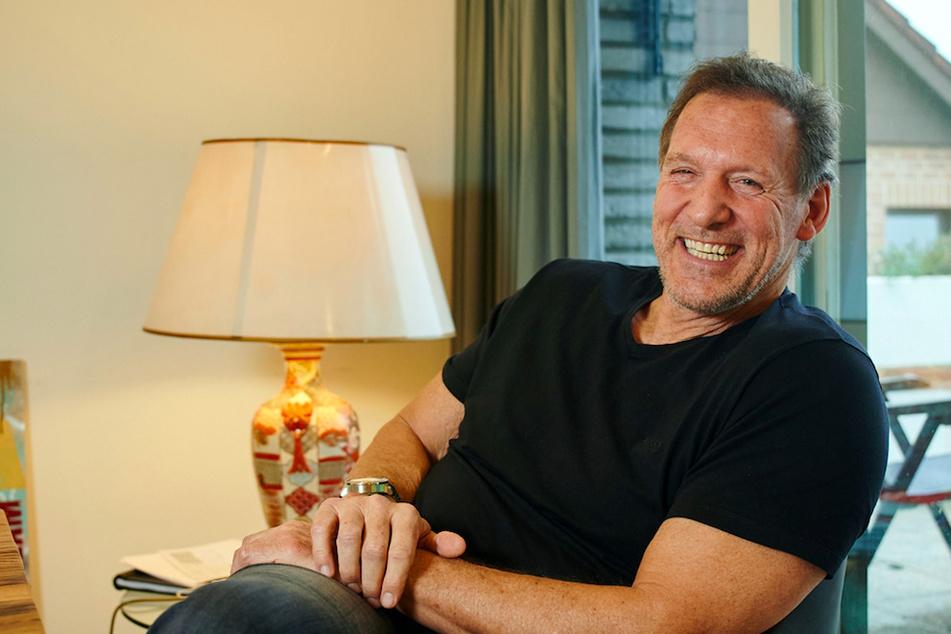 Der Schauspieler Ralf Moeller (62) stammt aus Recklinghausen, wohnt aber überwiegend in den USA.