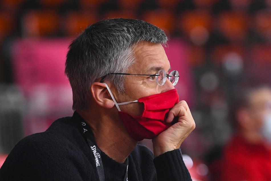 Herbert Hainer (66), Vereinspräsident vom FC Bayern, rechnet mit 100 Millionen Euro Umsatzrückgang.