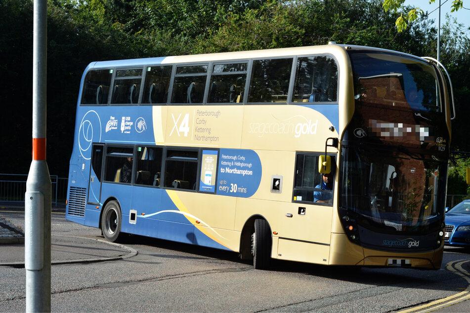 Genervter Busfahrer legt Vollbremsung ein und verletzt mehrere Schüler