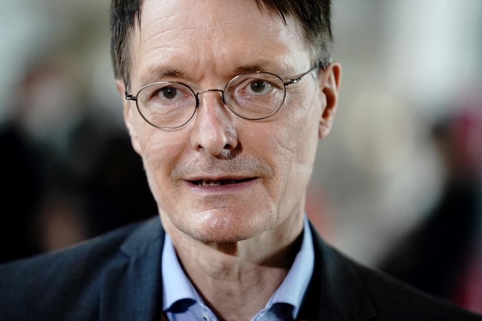 Karl Lauterbach (68), Gesundheitsexperte der SPD und begehrter Single.