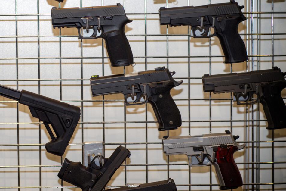 Kriminelle greifen in NRW statistisch immer öfter zur Pistole