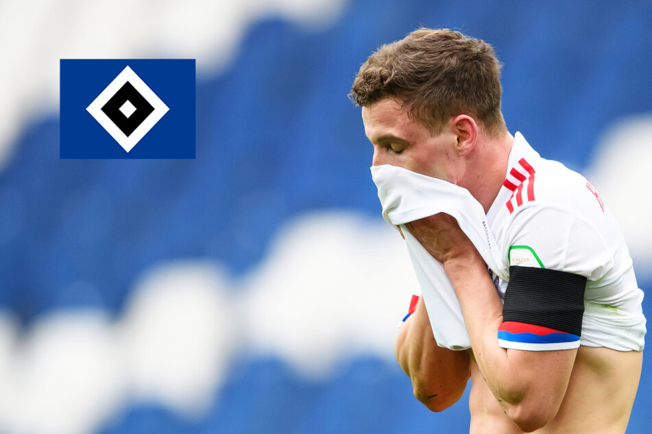 """Frust beim HSV nach Remis in Hannover: """"Das darf uns nicht passieren!"""""""