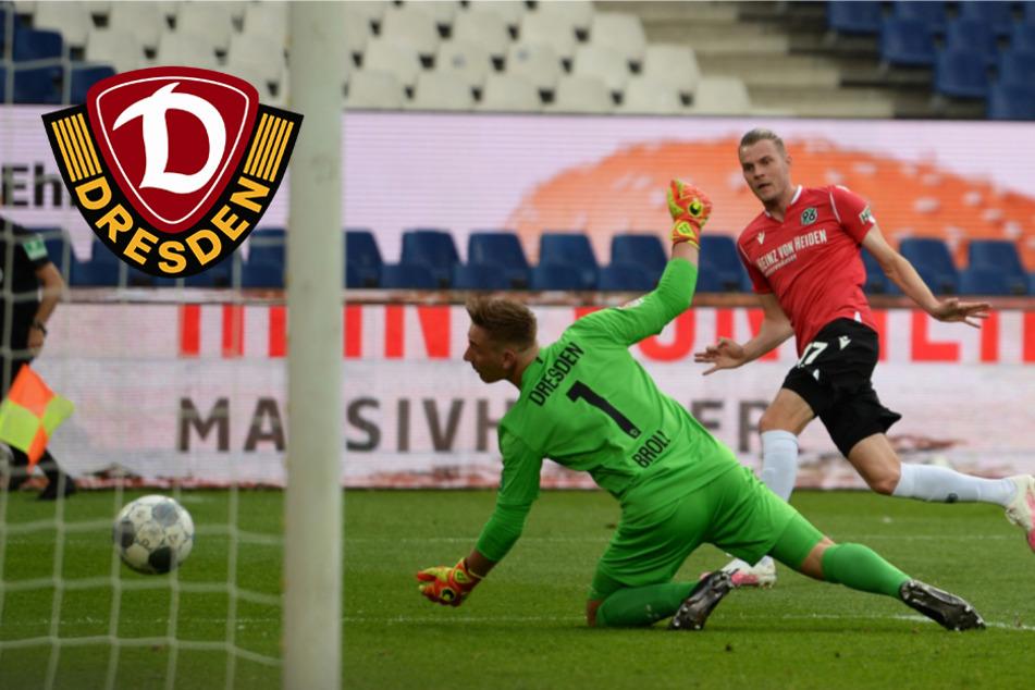 """Dynamo-Keeper Broll fordert Konzentration: """"Es war nur ein Schritt"""""""