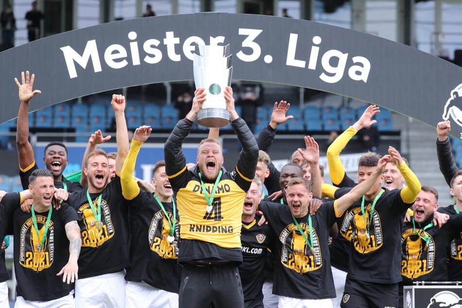 Der amtierende Drittligameister startet künftig wieder in der 2. Bundesliga.