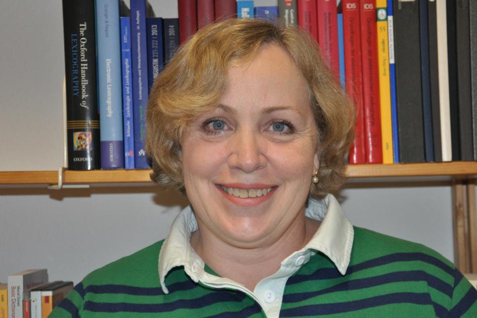 Annette Klosa-Kückelhaus, Linguistin am Leibniz Institut für Deutsche Sprache.