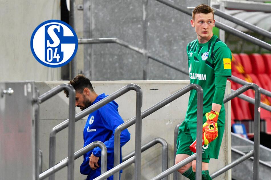 "Schubert bei Schalke wieder aus dem Tor! Wagner: ""Konnte Mannschaft nicht helfen"""