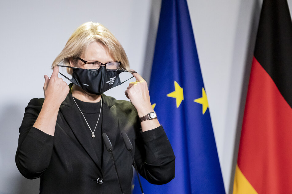 Anja Karliczek (CDU), Bundesministerin für Bildung und Forschung.