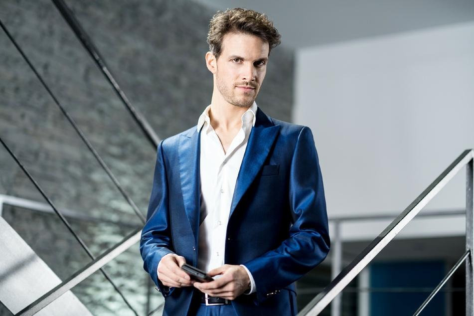 Thaddäus Meilinger (38) hat heimlich geheiratet.