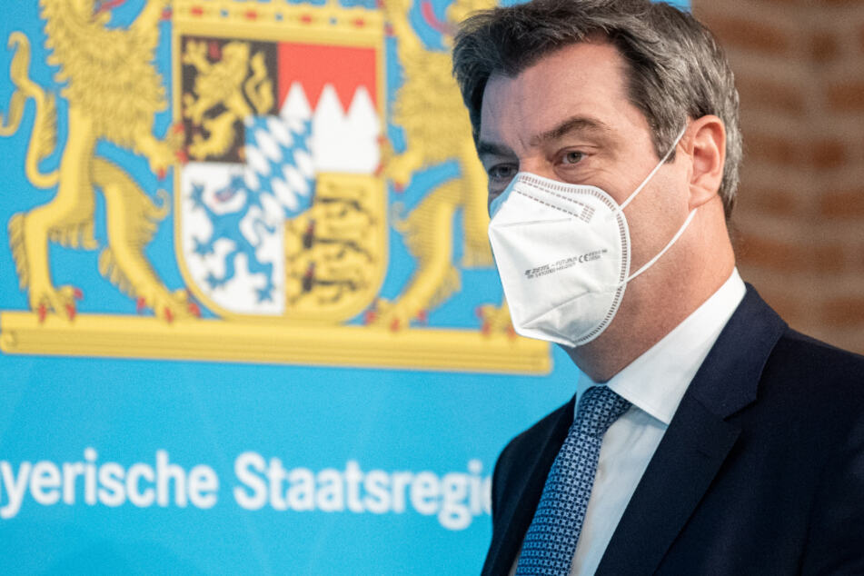 Coronavirus: Söder für Lockdown-Verlängerung bis Mitte Februar