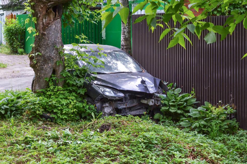 Nachdem Ortiz-Vazquez mit seinem Auto in einen Zaun gefahren war, drehte er völlig durch. (Symbolbild)