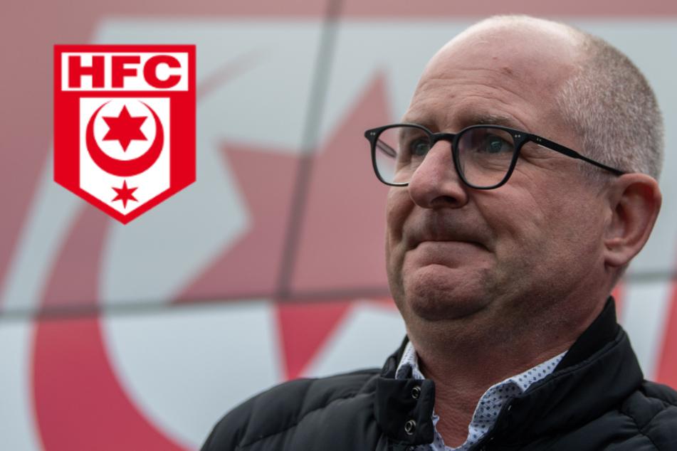 Drittligist Halle schickt Anwaltsbrief an DFB