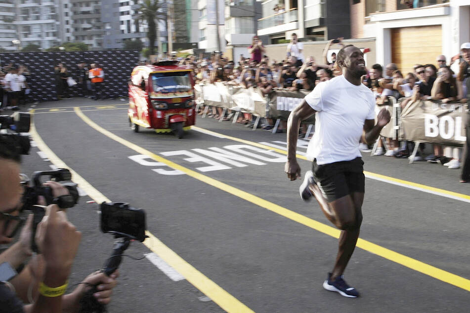Worst present ever? Usain Bolt gets Covid at his own birthday party