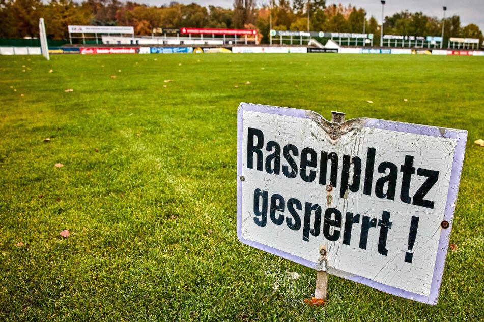 Seit Monaten Corona-Stillstand: So halten sich Sachsens Landesliga-Kicker im Lockdown fit!