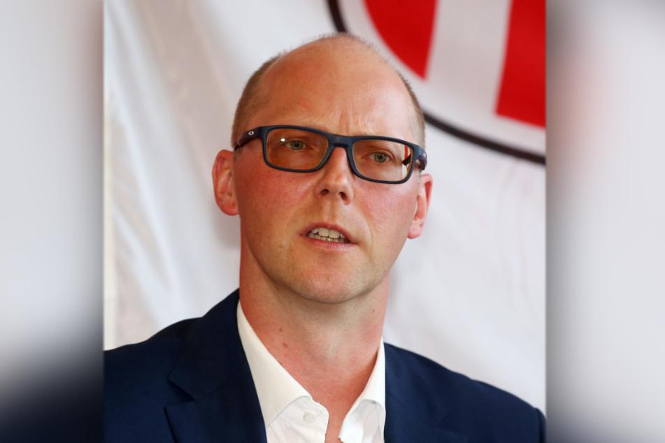 Das Schweigen im Walde: Auch bei FSV-Vorstandssprecher Tobias Leege herrscht Funkstille.