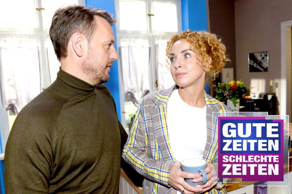 GZSZ-Robert findet verräterischen Brief: Fliegt Ninas Affäre jetzt auf?