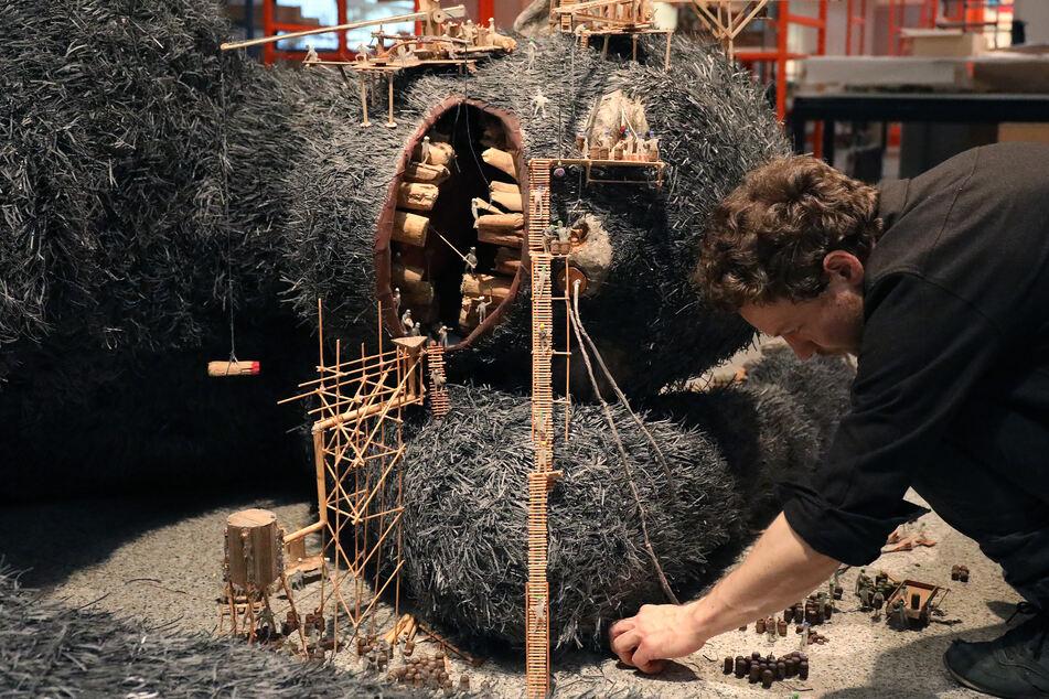 Ausstellung zeigt geniale Exponate zum Kapitalismus