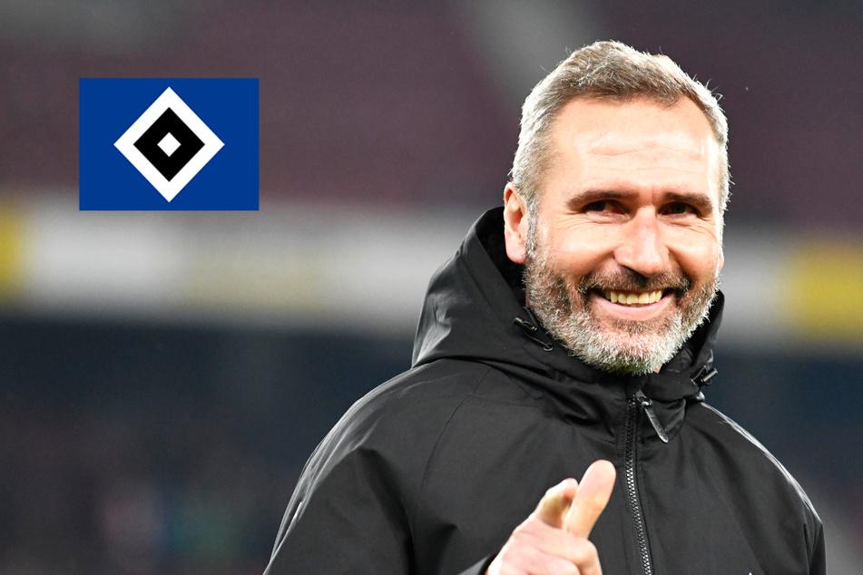 Unterstützung für HSV-Coach Tim Walter: Rothosen komplettieren Trainerteam