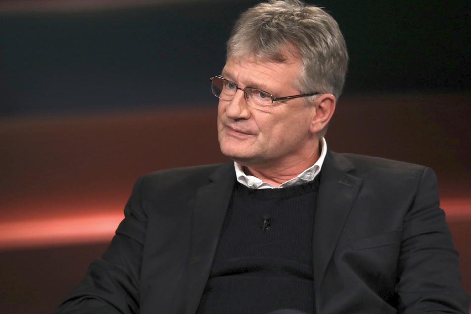 AfD-Bundessprecher Jörg Meuthen (59) wurde bei der ZDF-Sendung Markus Lanz ganz schön in die Mangel genommen.