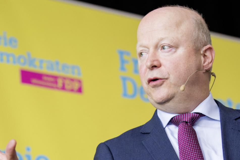 Der stellvertretende Fraktionsvorsitzende Michael Theurer (53). (Archivbild)