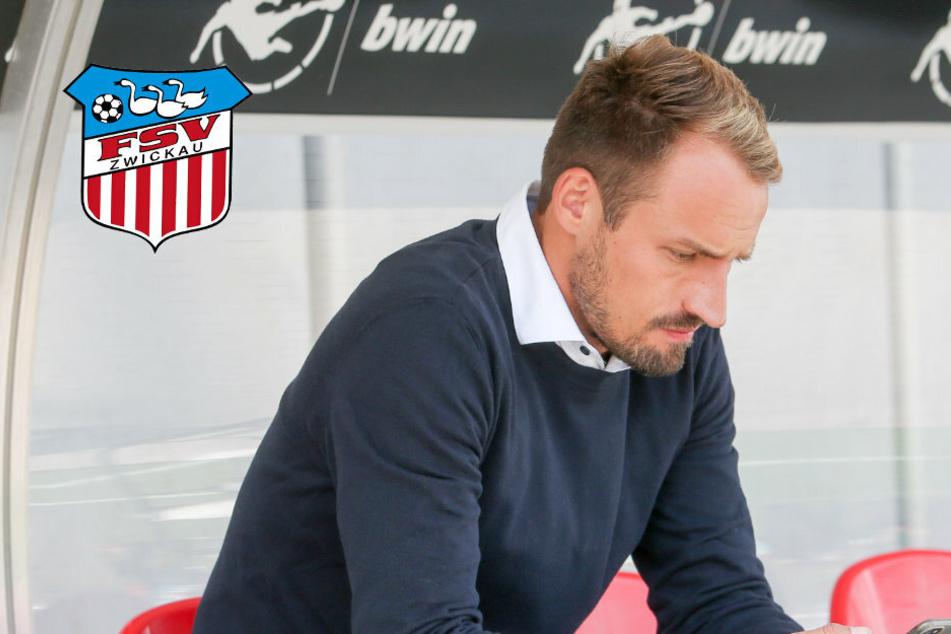 """Interview mit FSV-Sportchef Wachsmuth: """"Da muss man sich durchbeißen"""""""