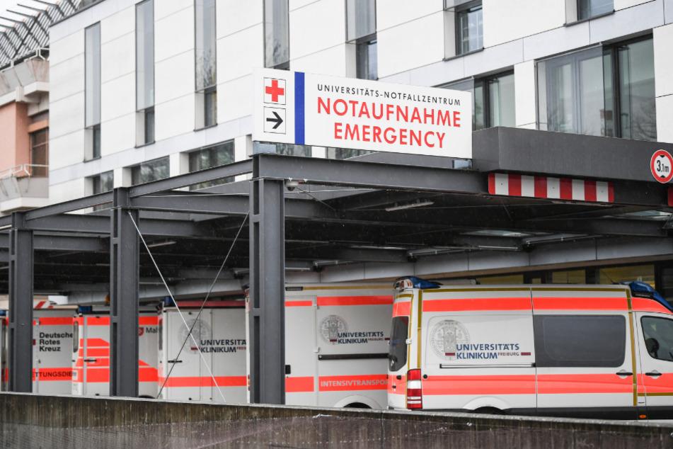 Deutsche Kliniken wollen Frankreich helfen (Symbolbild).