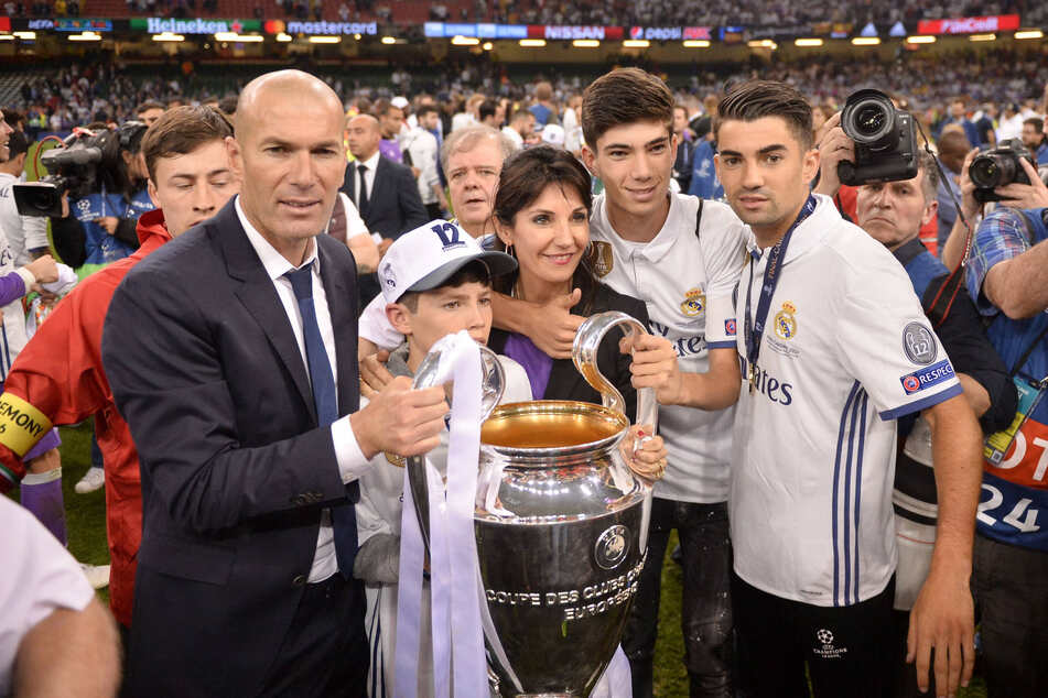 Zidane Söhne
