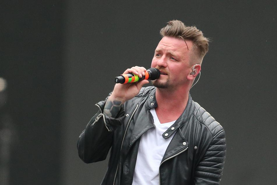 Freut sich, bald wieder auf der Bühne zu stehen: Sänger Ben Zucker (37).