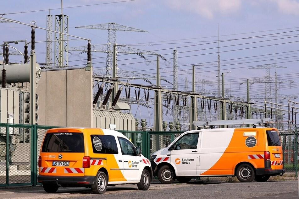 Der Stromausfall legte am Montag zwischenzeitlich weite Teile der Landeshauptstadt lahm.