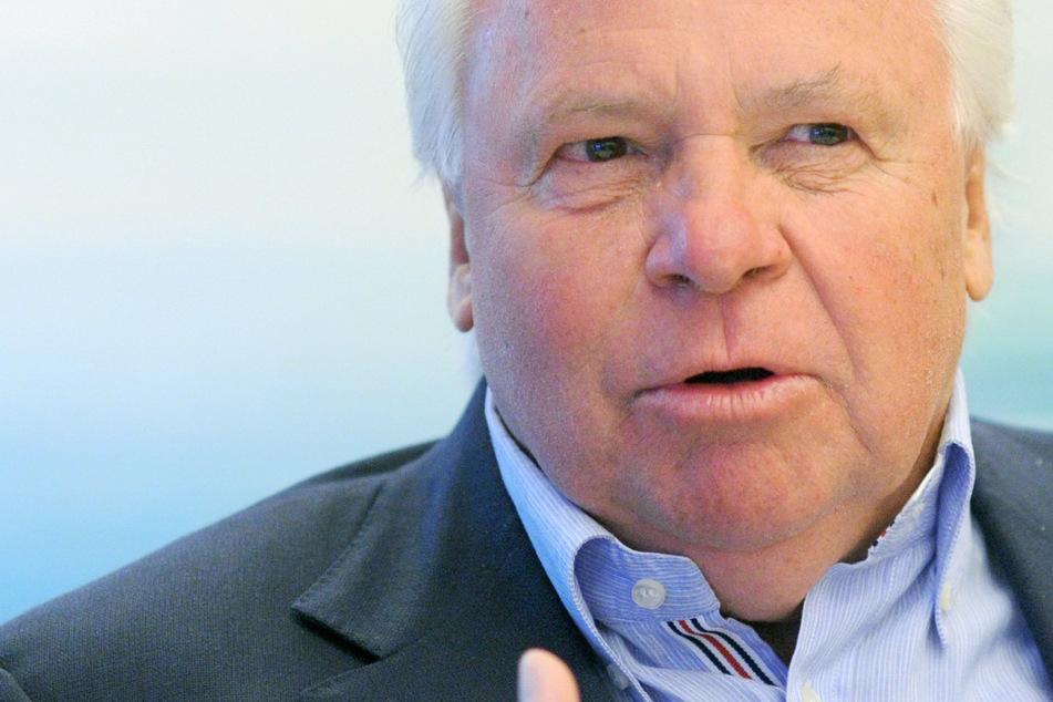 Starkoch Eckart Witzigmann (79) hält das Thema Ernährung für das wichtigste der Zukunft.