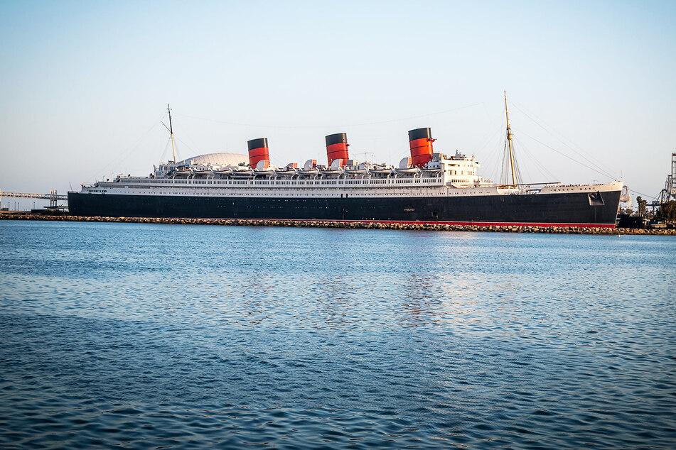 Die Queen Mary verfügt über 365 Zimmer.