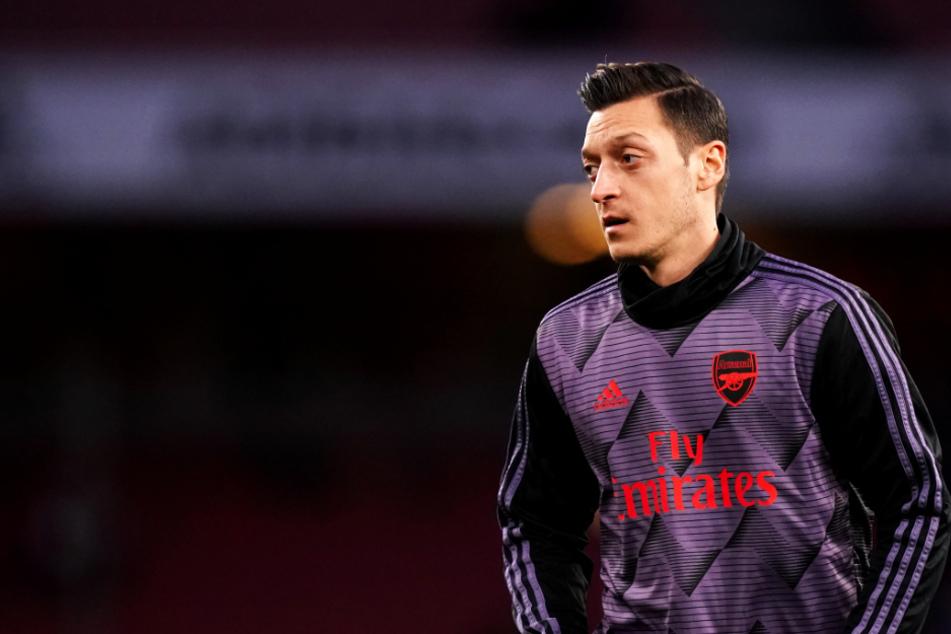 "Özil schießt gegen seine Kritiker: ""Wollen mich zerstören""!"